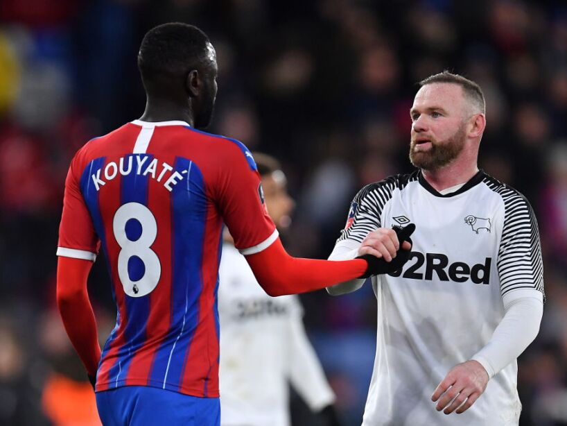 Crystal Palace v Derby County - FA Cup Third Round