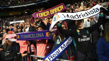 España vive momentos tensos y en el deporte se ve reflejado, pues la agrupación autodenominada 'Tsunami Democratic' ha logrado dar mensajes a todo el país y al mundo también.