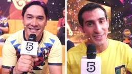 Video exclusivo: A Rommel Pacheco y Moisés Muñoz les gustan Los Caballeros del Zodiaco y Mazinger Z