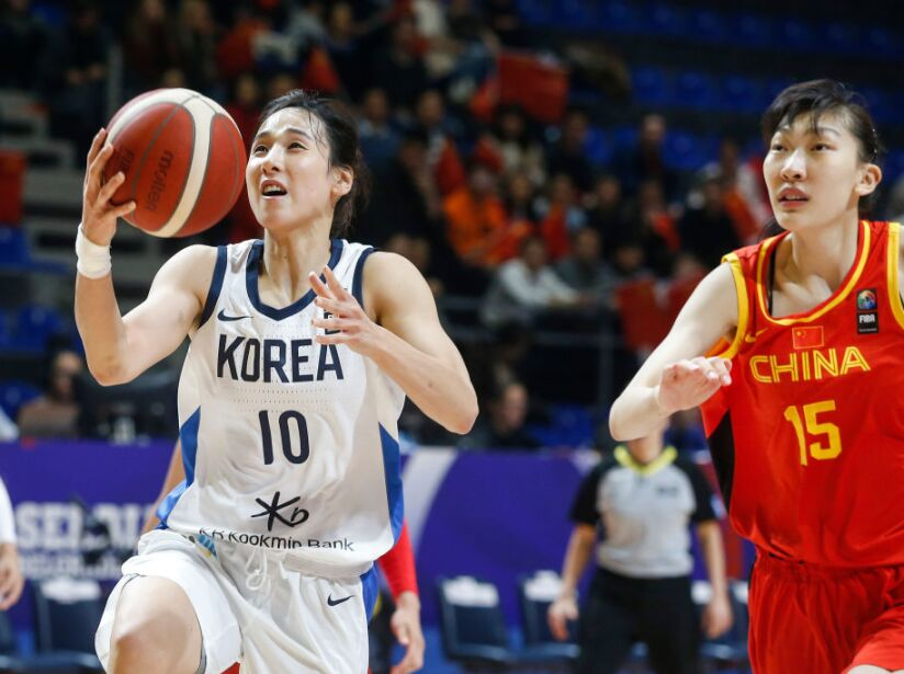 FIBA Women's Olympic Qualifying Tournament 2020 - Day Three