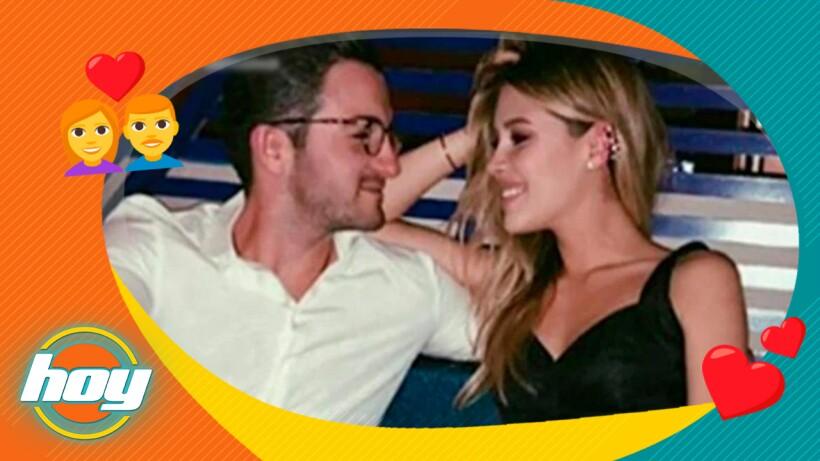 ¡Michelle Salas ya vive con su novio!