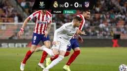 Real Madrid le gana la Supercopa de España al Atlético en penales