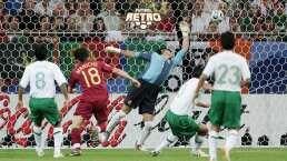 Cuando Portugal se impuso ante México 2-1 en el Mundial del 2006