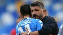 Gattuso ahora sí no se guardó ningún elogio para el 'Chucky'