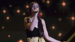Micol arrasa en el escenario de La Voz... México