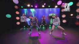 Aprende a bailar al puro estilo de la estrella del K-pop, Hyuna