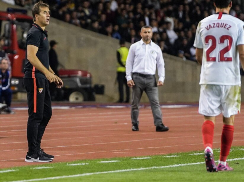 Qarabag vs Sevilla, UEFA Europa League, 1.jfif