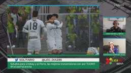 ¡Padrino de mala suerte! Tito atrae el gol en contra para Santi