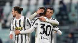 Juventus registra nuevo caso de coronavirus