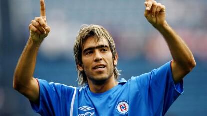 El atacante argentino hizo declaraciones interesantes de su pasado con 'La Máquina' en Versus.