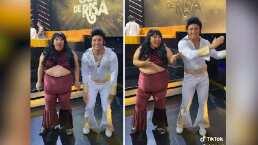 Michelle Rodríguez se convierte en Selena y hasta realiza tremendo baile junto a Edwin Luna