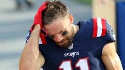 Patriots quitan el contrato a Julian Edelman