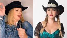 Al ritmo de 'Ay Papacito', Erika Buenfil se planta un sombrero e imita a Alicia Villarreal