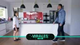 Excampeón de peso completo hace gran vídeo en cuarentena