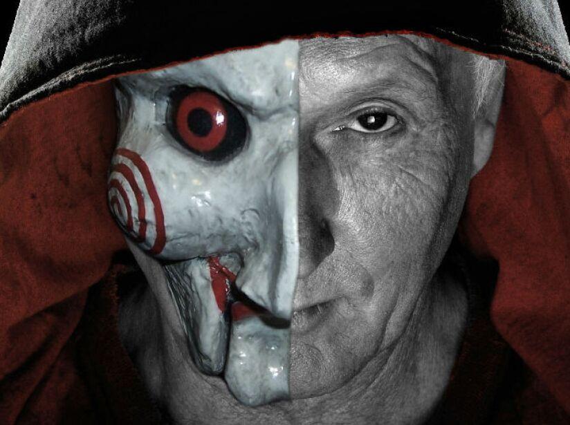 6. John Kramer Jigsaw: El protagonista de la franquicia de Saw, encargado de castigar a los pecadores del mundo.