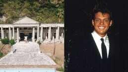 """¡Otra mansión abandonada en Acapulco!, mira cómo luce 'El Partenón del """"Negro"""" Durazo', gran impulsor de Luis Miguel"""