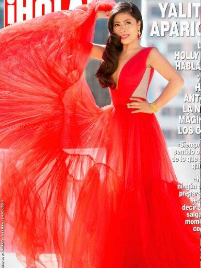 La mexicana Yalitza Aparicio está en la mira de mundo; mira las portadas que ha engalanado la nominada a Mejor actriz en los Premios Oscar.