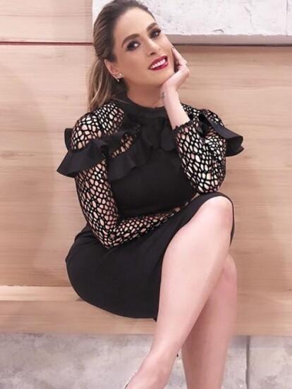 Galilea Montijo es una mujer amante de la moda que se ha caracterizado por lucir prendas y accesorios de lujo que reflejan su amor por la estética.