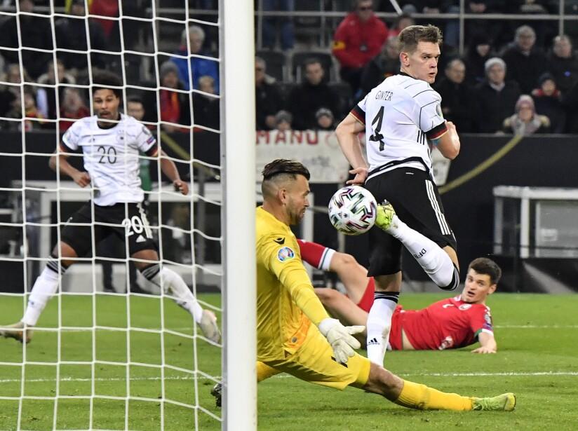 Germany Belarus Euro 2020 Soccer