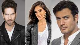 Sandra Echeverría, Andrés Palacios y Arap Bethke serán los protagonistas del remake de 'La Usurpadora'