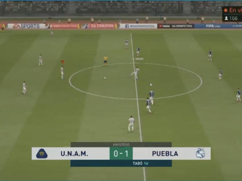 eLiga MX, Pumas vs Puebla, 1.png