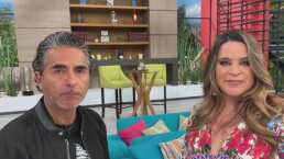 "Raúl Araiza revela cómo lo ha ayudado la 'pulida de trofeo': ""Me ha arreglado la vida sexual"""