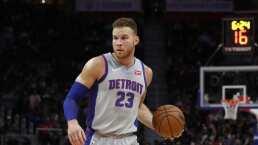 Nets de Brooklyn ya es un trabuco y jalan a Blake Griffin