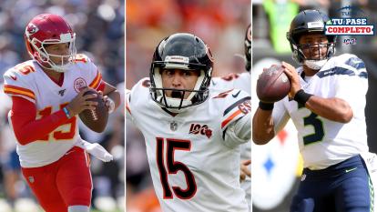 Gran actuación para los mejores jugadores en la Semana 2 de la NFL.