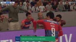 La Liga MX virtual: Chivas sigue imparable en la jornada 13