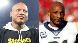 ¡Cierran el capítulo! Exjugadores de Steelers y Pats se retiran de la NFL