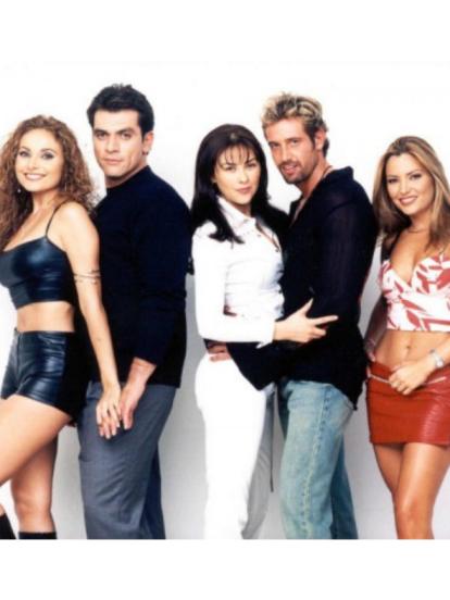 """""""Las Vías del Amor"""" fue historia protagonizada por Aracely Arámbula hace 17 años. Viendo a la distancia nos dejó muchas historias que siguieron fuera del set, hágamos un recorrido por algunos de sus personajes más relevantes."""