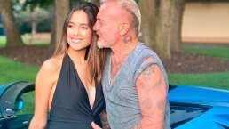 Sharon Fonseca se derrite de amor al ver a Gianluca acariciar su pancita