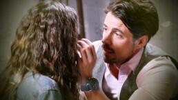 Ricardo se arriesgará para conseguir el amor de Marina.