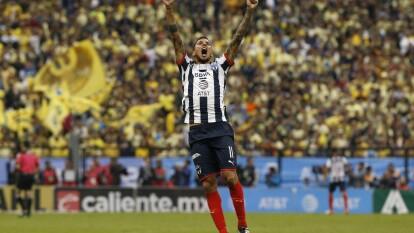 ¡Rayados campeón! Monterrey viene de atrás luego de un pésimo primer tiempo y se corona venciendo al América en el Azteca.