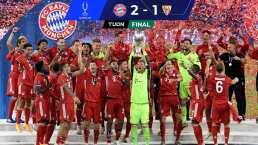 ¡Gigante de Baviera! Bayern vence 2-1 a Sevilla en Supercopa de Europa