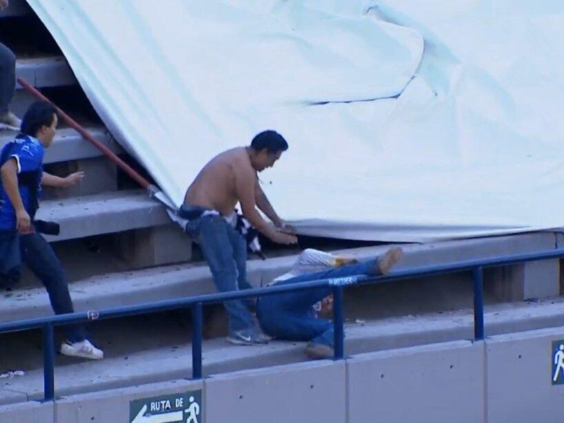 Atlético San Luis vs Querétaro Violencia 4.jpg