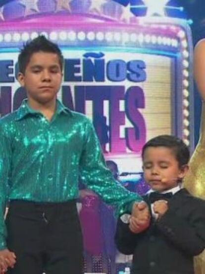 La primera temporada de Pequeños Gigantes se estrenó hace casi diez años y el escuadrón ganador fue el de 'Los Irresistibles', del que formó parte Jorge del Valle en la sección de baile. Mira cómo luce ahora el joven a sus 23 años.