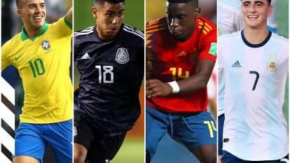 México enfrentará a Japón y Brasil jugará contra Chile en los octavos de final del Mundial Sub-17.