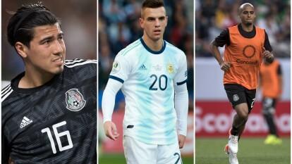 Siete bajas para el juego entre México y Argentina.