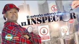 El extraño retorno del Inspector: Obstrucción de rampas