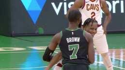 Actuación histórica de Jaylen Brown con los Celtics