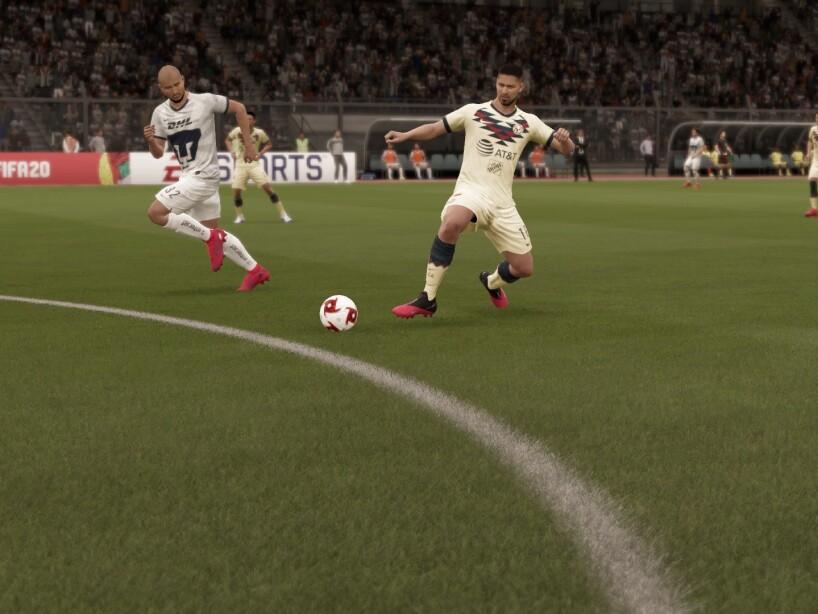 11 Pumas vs América.JPG
