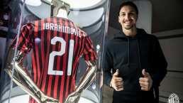 "Ibrahimovic sobre Milan: ""Vine a ayudar no a ser la mascota"""