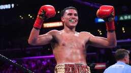 ¡Benavidez quiere subirse al ring con 'el Canelo' Álvarez!