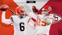 Browns pasó de un 0-16 a un dos juegos de llegar al Super Bowl