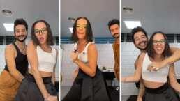 Evaluna y Camilo se avientan bailecito en TikTok y enamoran con reto de 'KESI REMIX'