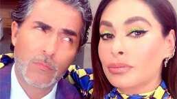 """El pilón VIP: Galilea Montijo y Raúl Araiza revelan porqué no participan en """"Salva la Rola"""""""