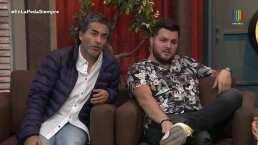 Raúl Araiza se molesta con uno de los Miembros por faltar a trabajar