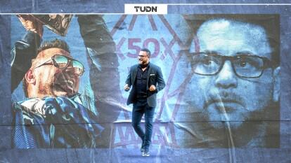 Antonio 'el Turco' Mohamed' cumple 50 años y lo celebramos de una forma irreverente, recordando una anécdota imperdible en su paso por Toros Neza. Pícaro dentro y fuera de la cancha.