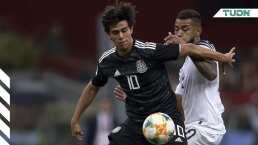 """Macías, feliz por su primer gol en el Azteca: """"Es inexplicable"""""""